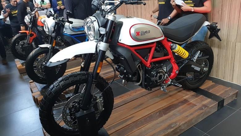 Ducati Bisa Saja Bikin Motor Pesaing Kawasaki Ninja 250 Dkk