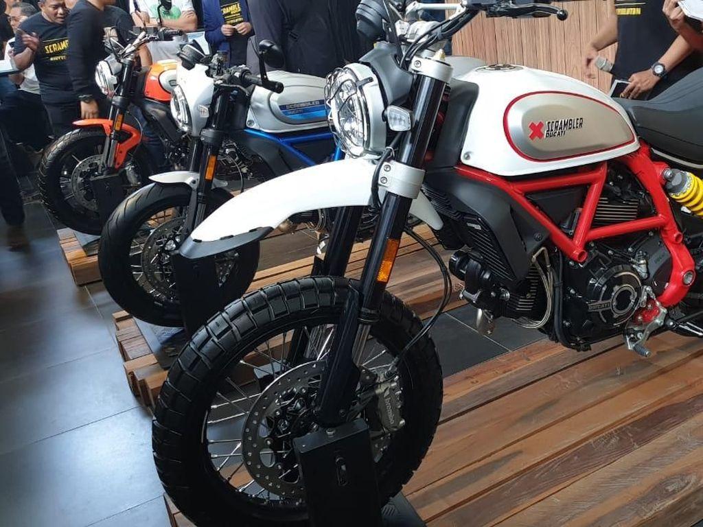 4 Motor Terbaru Ducati untuk Orang Indonesia