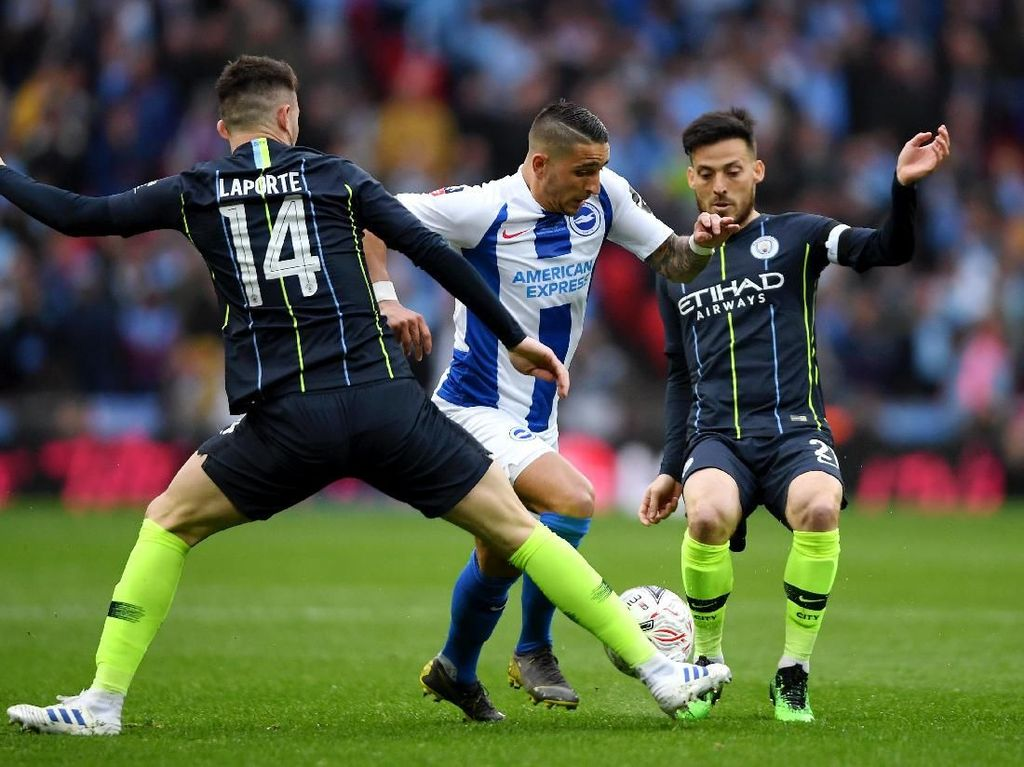 Brighton yang Menyulitkan untuk Manchester City