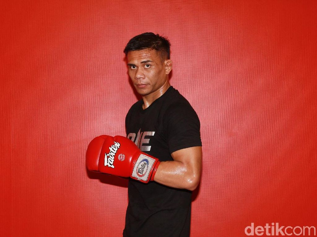 Eko Roni, Pegulat Indonesia yang Dipinang Klub MMA Top Asia