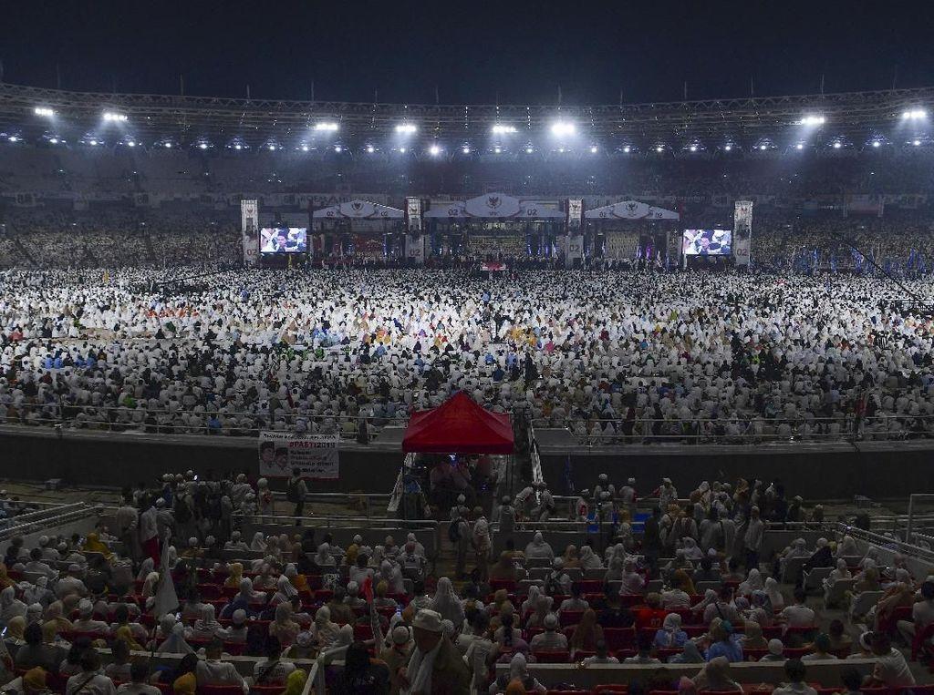 Sapa Massa Kampanye Akbar, Sandi Cerita Perjalanan Spiritual Keliling RI