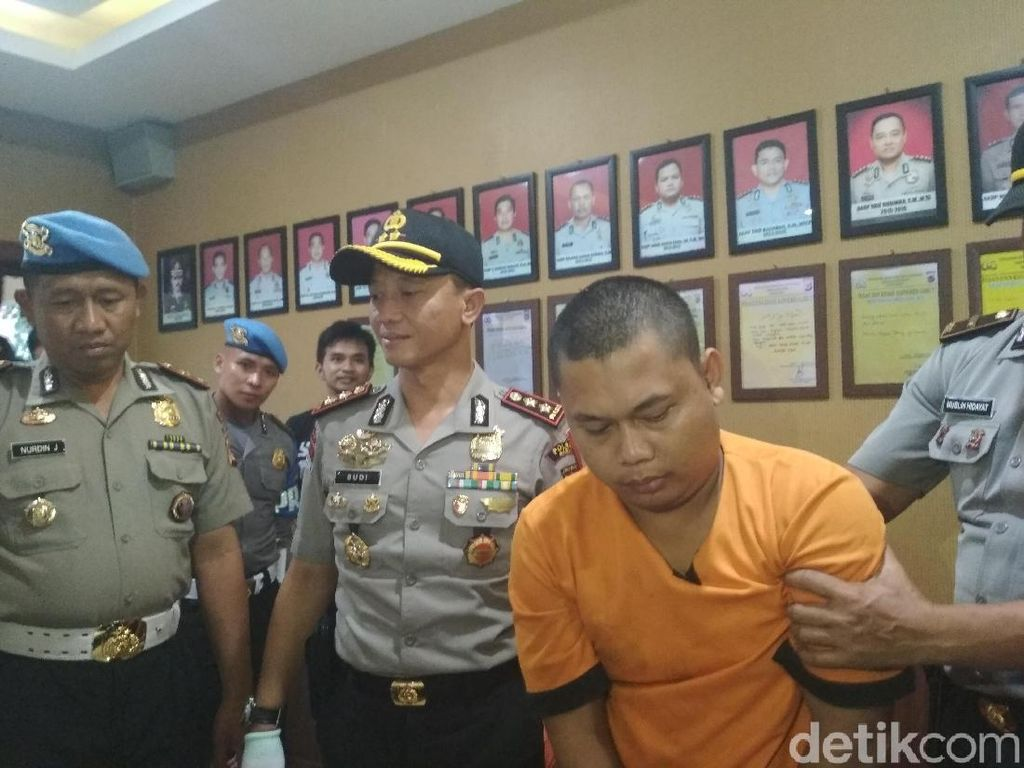 Tangkap Gembong Curanmor di Garut, Polisi Ditabrak dan Diteriaki Begal