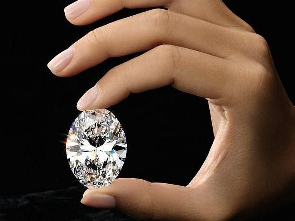 Ayah Belikan Putrinya Berlian Langka Ratusan Miliar, Ini Tampilannya