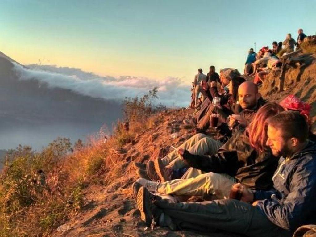 Pesona Magis Gunung Batur