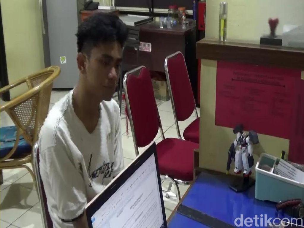 Ini Motif Mahasiswa di Makassar Pukul Polisi Saat Unjuk Rasa