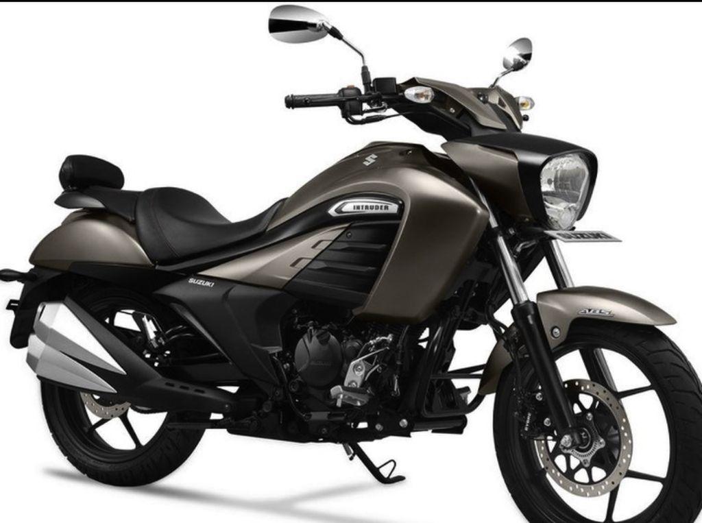 Suzuki Rilis Intruder Baru, Harganya Rp 22 Jutaan