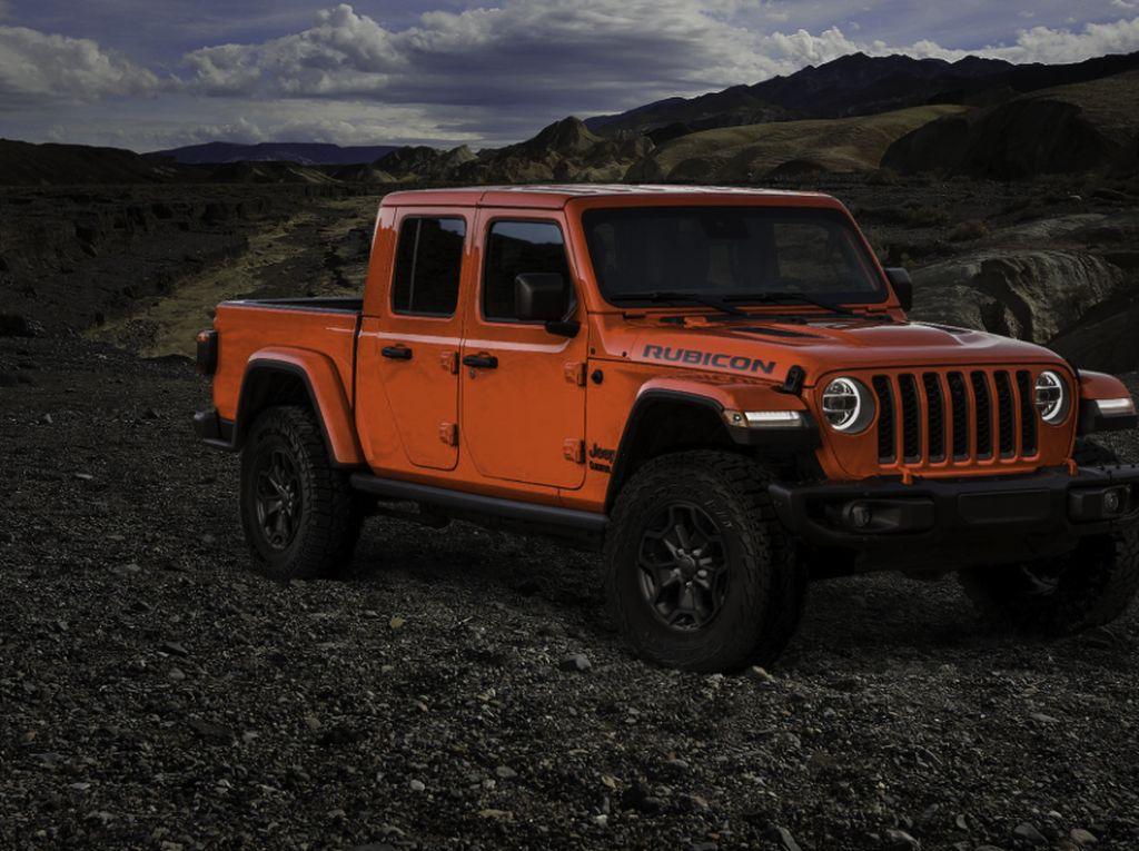 Jeep Pikap Berharga Rp 800 Jutaan Ludes Terjual Dalam Sehari
