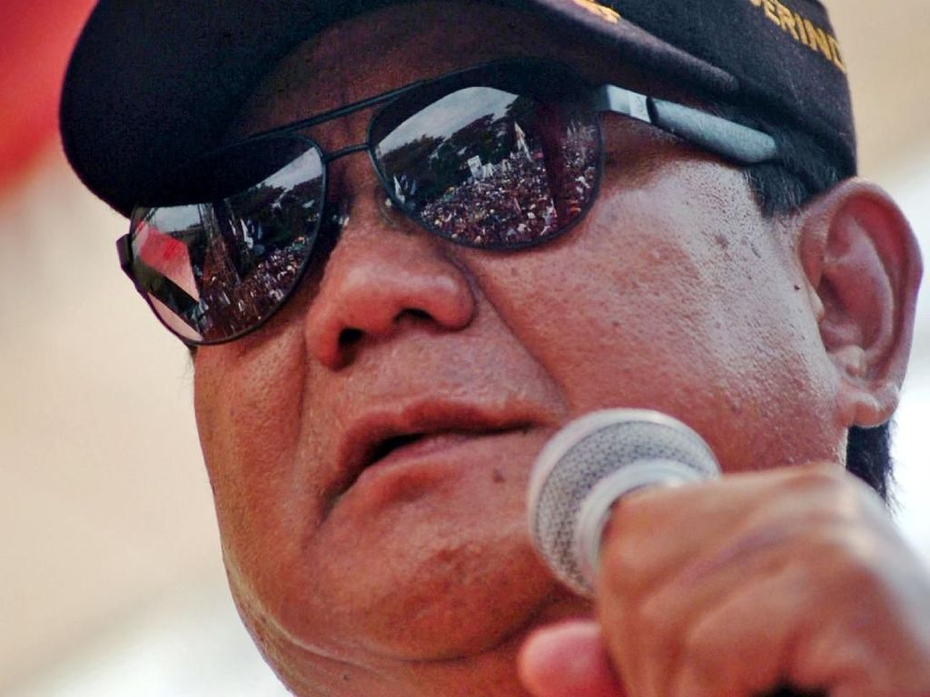 Prabowo Pidato Kebangsaan di Surabaya, AHY Dijadwalkan Hadir