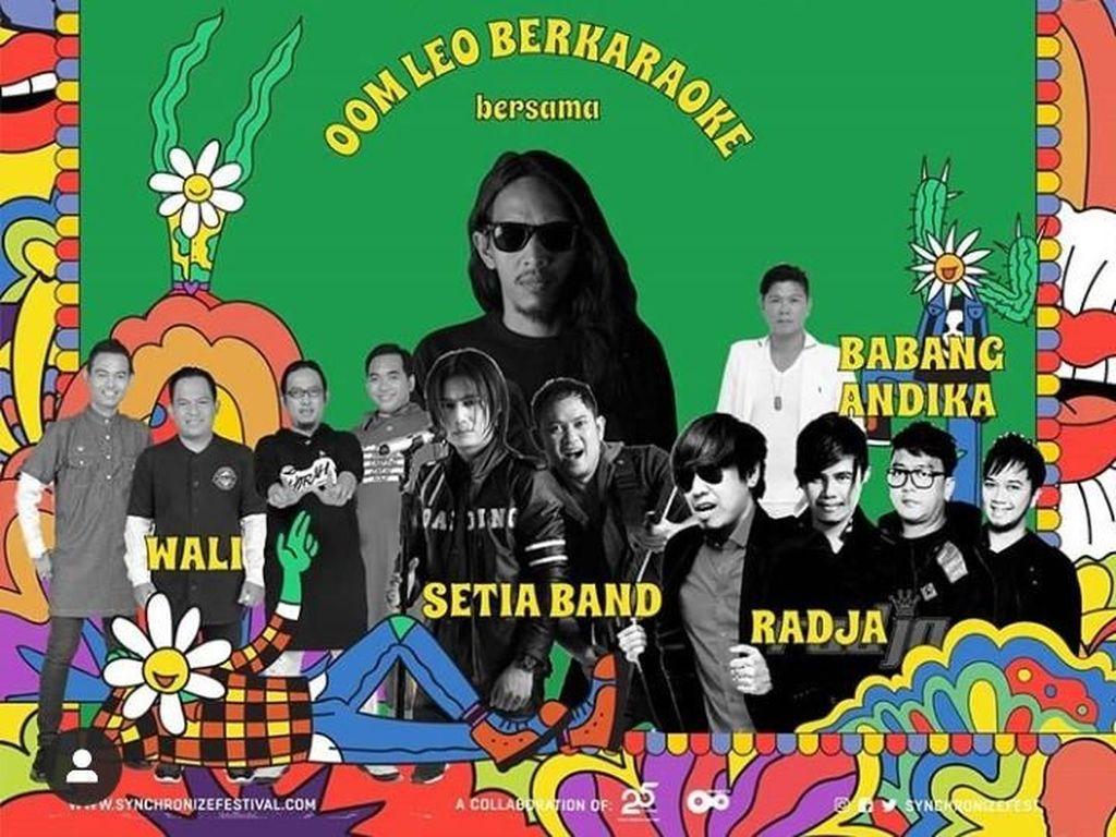 Alasan Synchronize Fest 2019 Undang Band Melayu