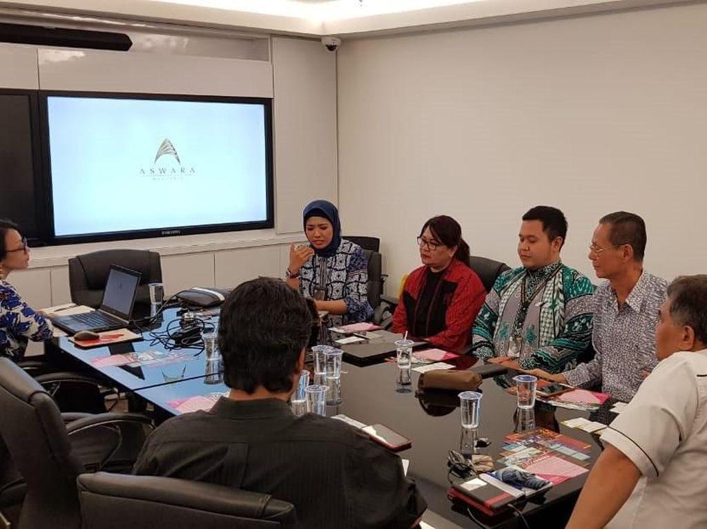 Delegasi Vokasi Komunikasi UI Kunjungi Aswara Malaysia