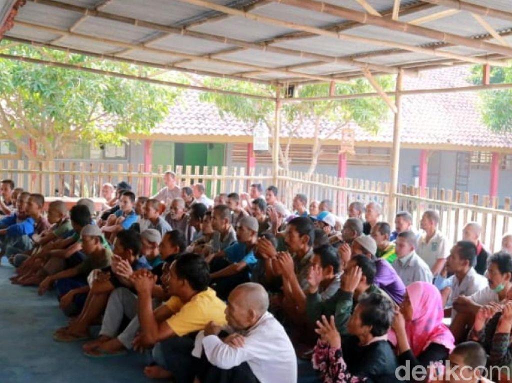 Rajin Ibadah, 18 ODGJ Penghuni Panti AWA Sukabumi Bisa Nyoblos