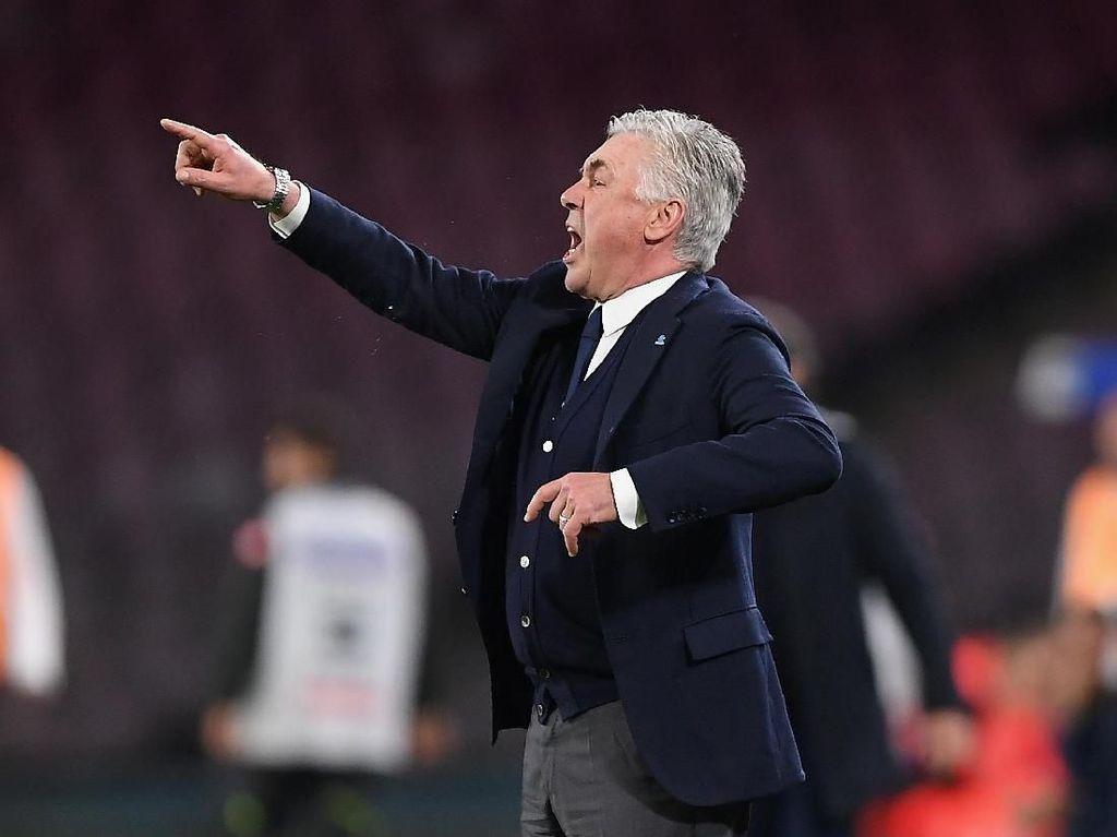 Seri dengan Genoa Peringatan bagi Napoli Sebelum Lawan Arsenal