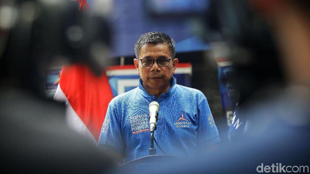 Momen Sekjen Demokrat Jelaskan Surat SBY Terkait Kampanye Prabowo