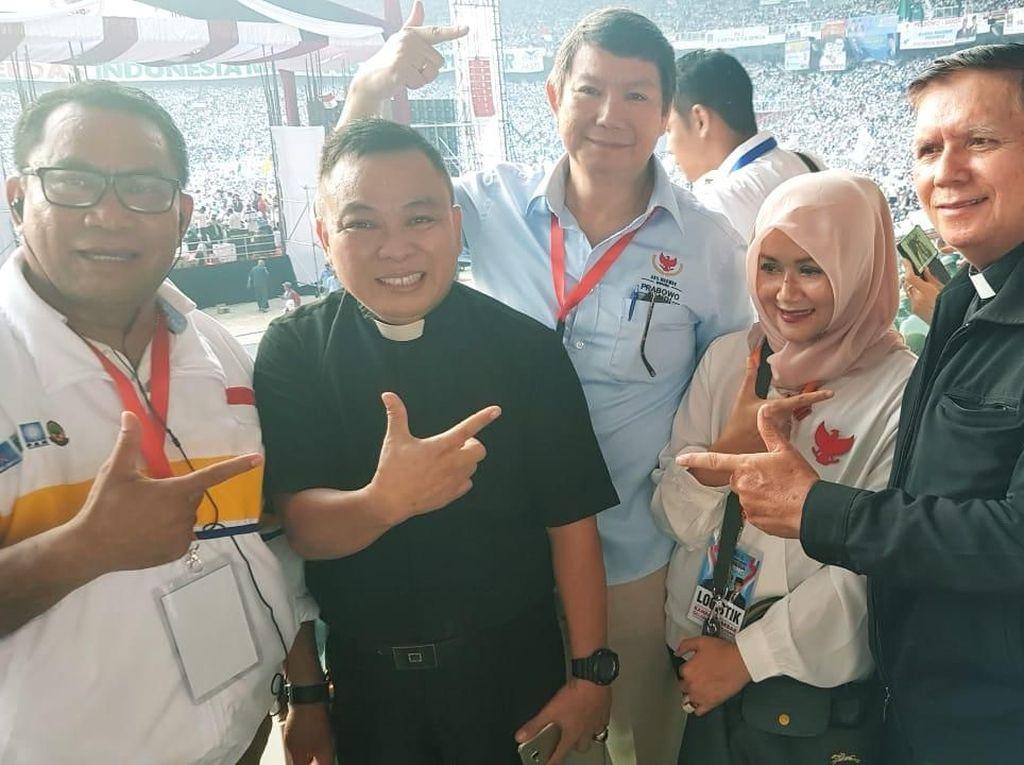BPN: Kampanye Akbar Prabowo Terbesar, Representasikan Pancasila