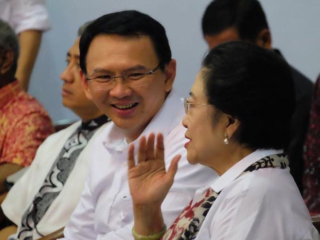 Ahok: Saya Ingin Jokowi Teruskan Satu Periode Lagi