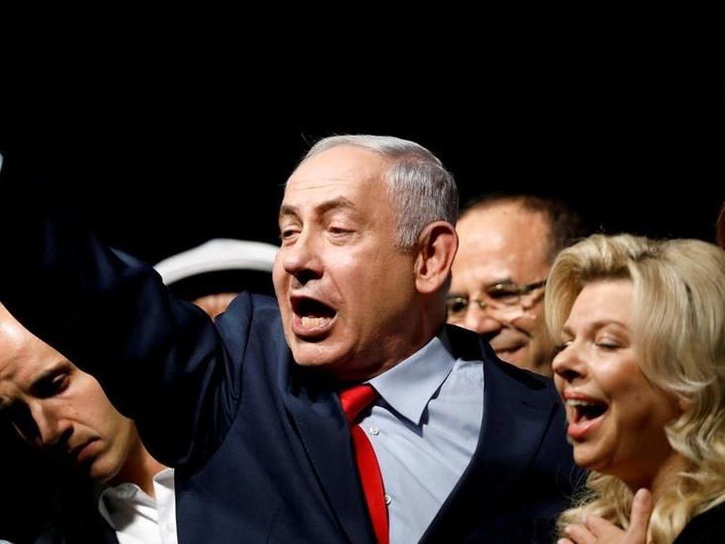 Jika Terpilih Lagi, Netanyahu Akan Caplok Daerah Permukiman di Tepi Barat