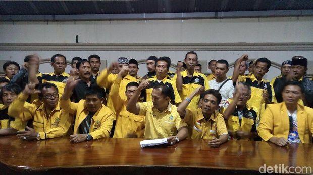 Respons Ketua Golkar Wonosobo yang Dipecat Gegara Dukung Prabowo