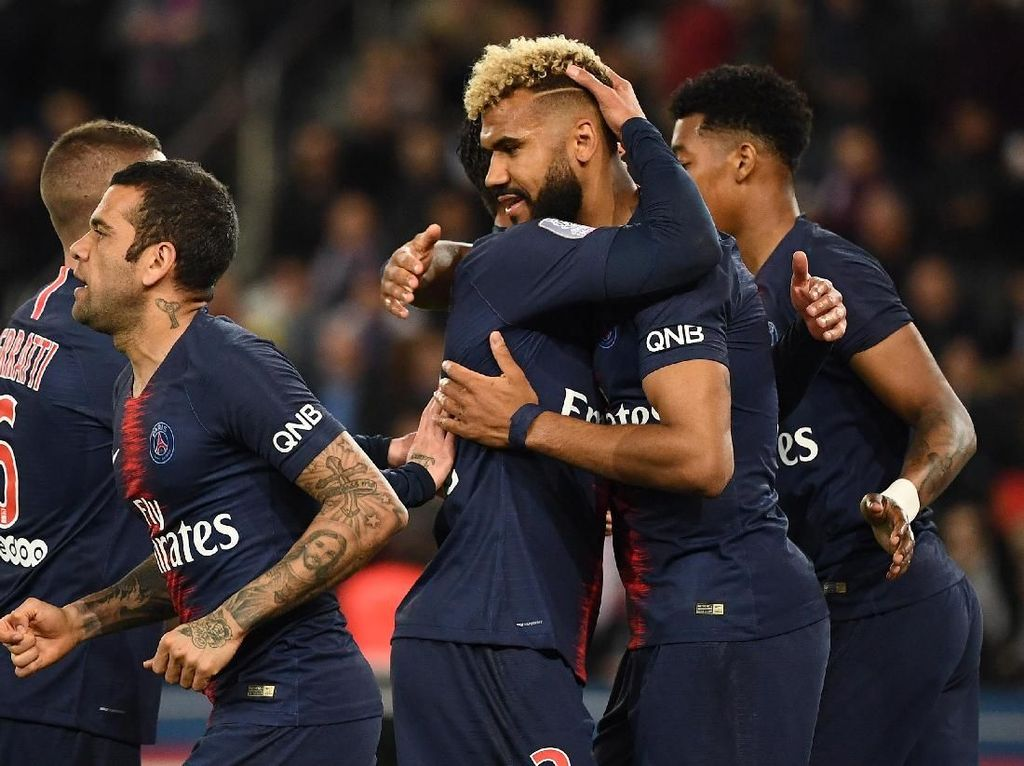 Paris Saint Germain Juara Liga Prancis