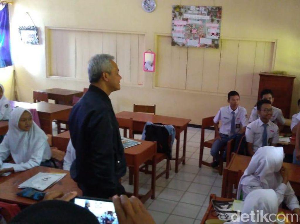 Jateng Akan Terapkan Pendidikan Antikorupsi di Sekolah