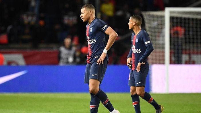 Paris Saint Germain dihajar Lille 1-5 (Anne-Christine POUJOULAT / AFP)