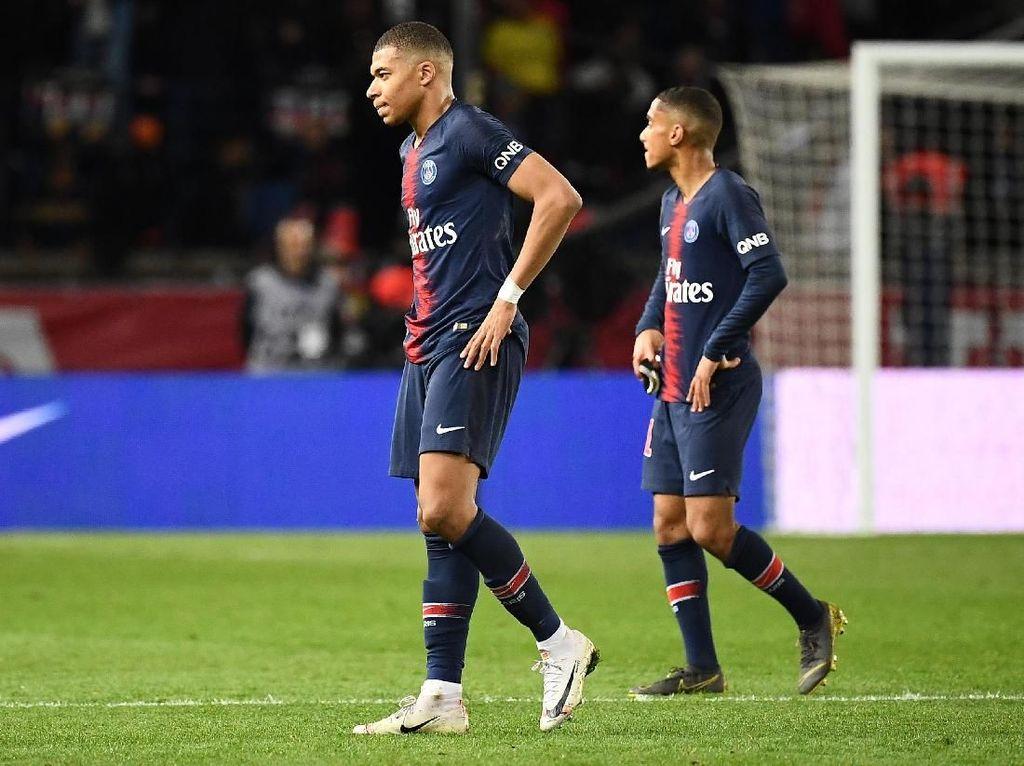 Kembali Batal Kunci Gelar Juara, PSG Digilas Lille 1-5