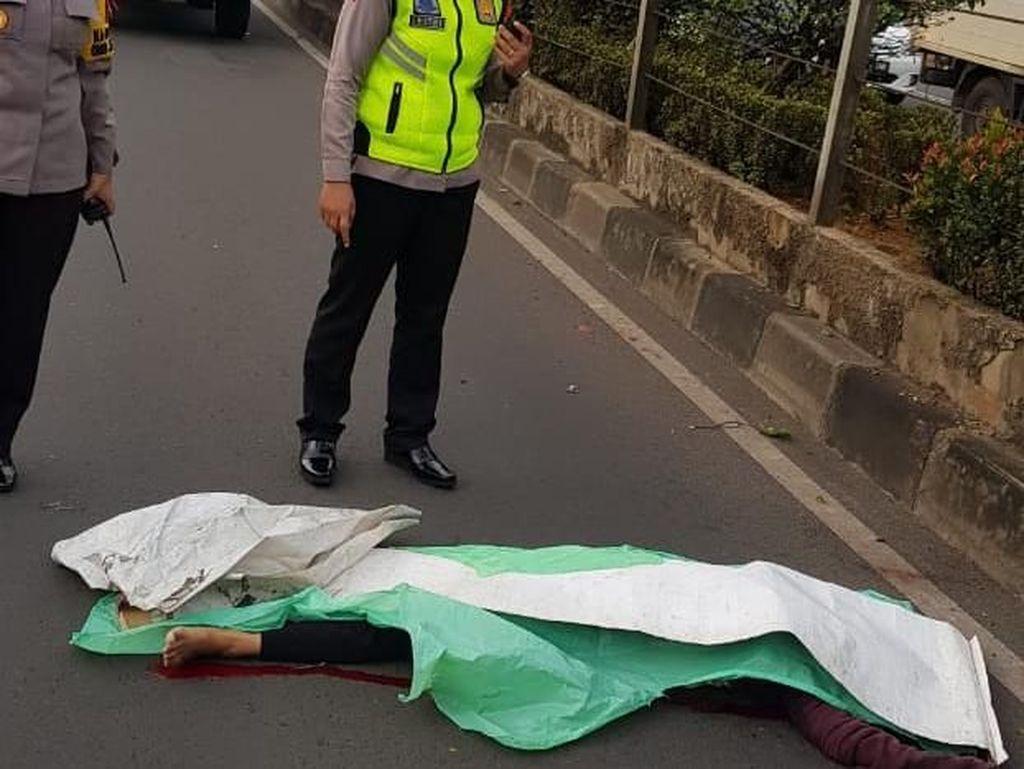 Polisi: Perempuan Tewas di Jalan Margonda Mengalami Kecelakaan Tunggal