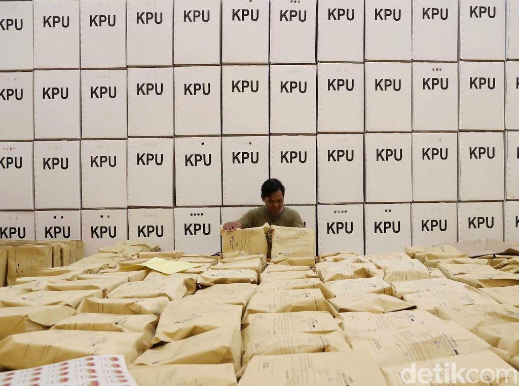 Logistik Pemilu di Pademangan Jakut Siap Didistribusikan