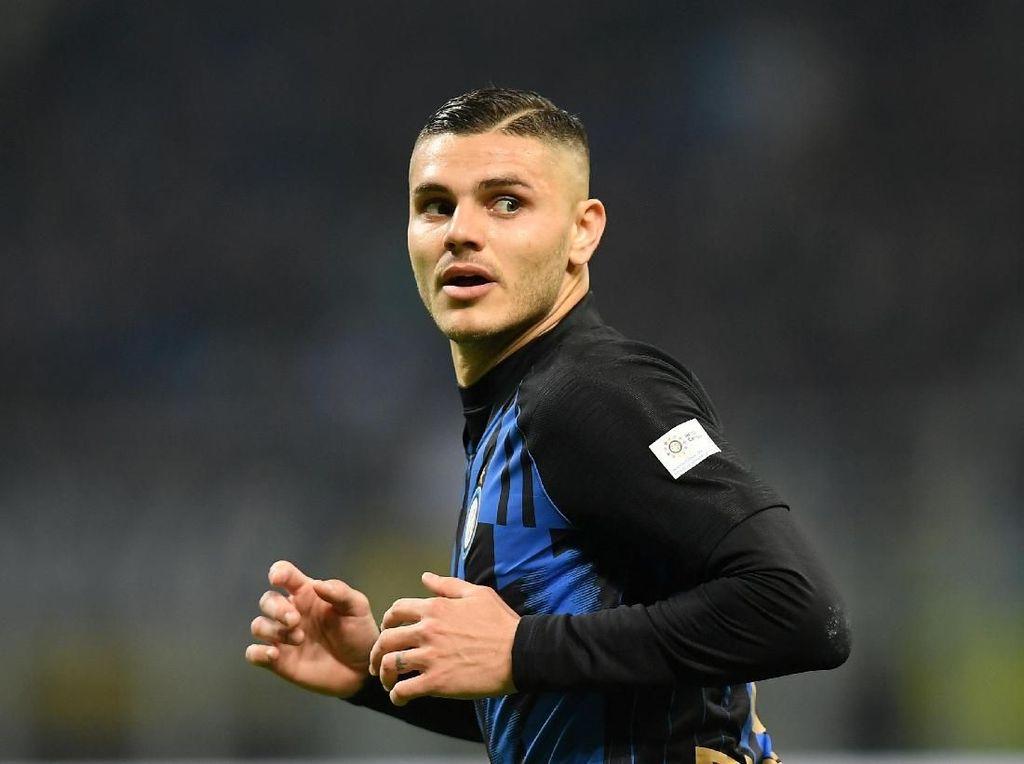 Rumor Transfer: Icardi Jalin Kesepakatan Personal dengan Juventus
