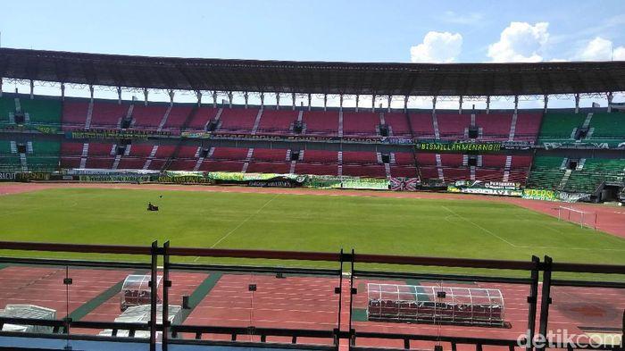 Persebaya bersiap menjamu Madura United di perempatfinal Piala Indonesia. (Foto: Deny Prastyo Utomo)