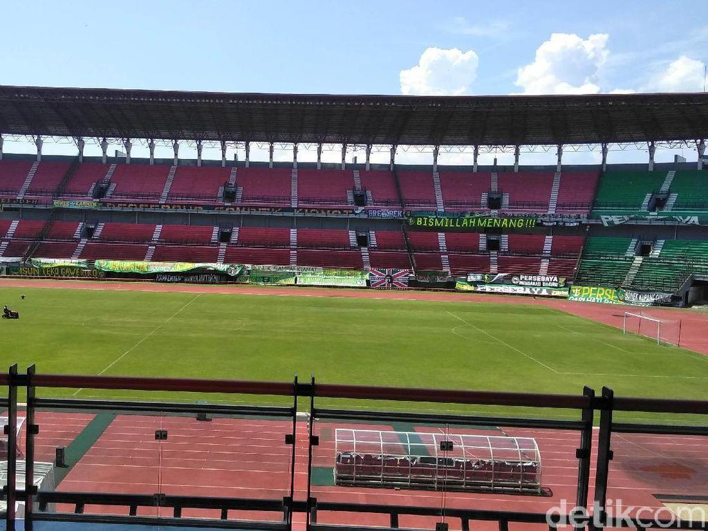 Stadion Gelora Bung Tomo Sambut Duel Klasik Persebaya Vs Arema