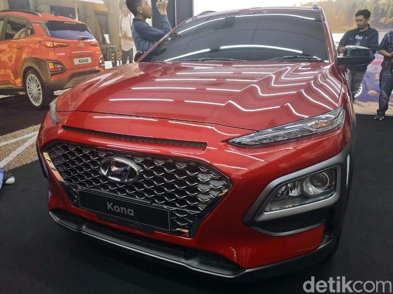 Hyundai Kona Mulai Dijual di IIMS 2019 dengan Harga Rp 363.900.000
