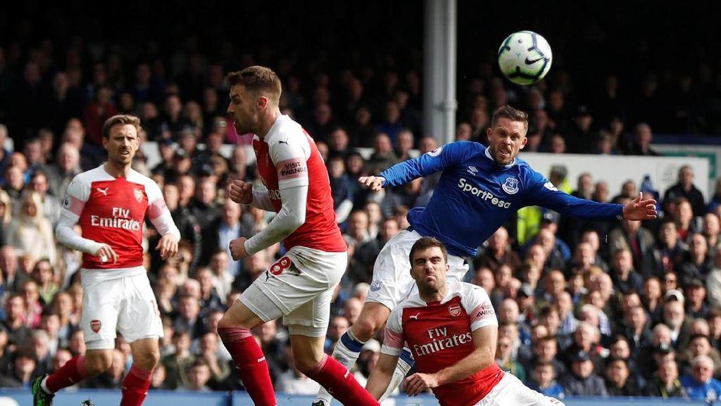 Arsenal Tak Berkutik Lawan Everton