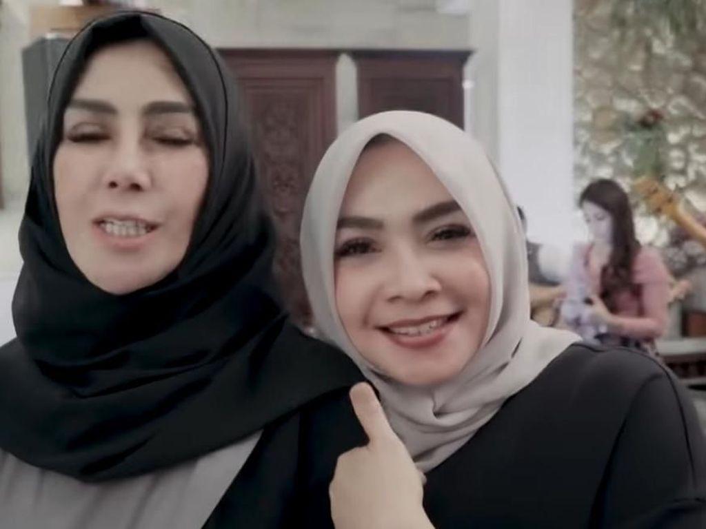 Mama Amy dan Rieta Amalia Patahkan Isu Tak Akur