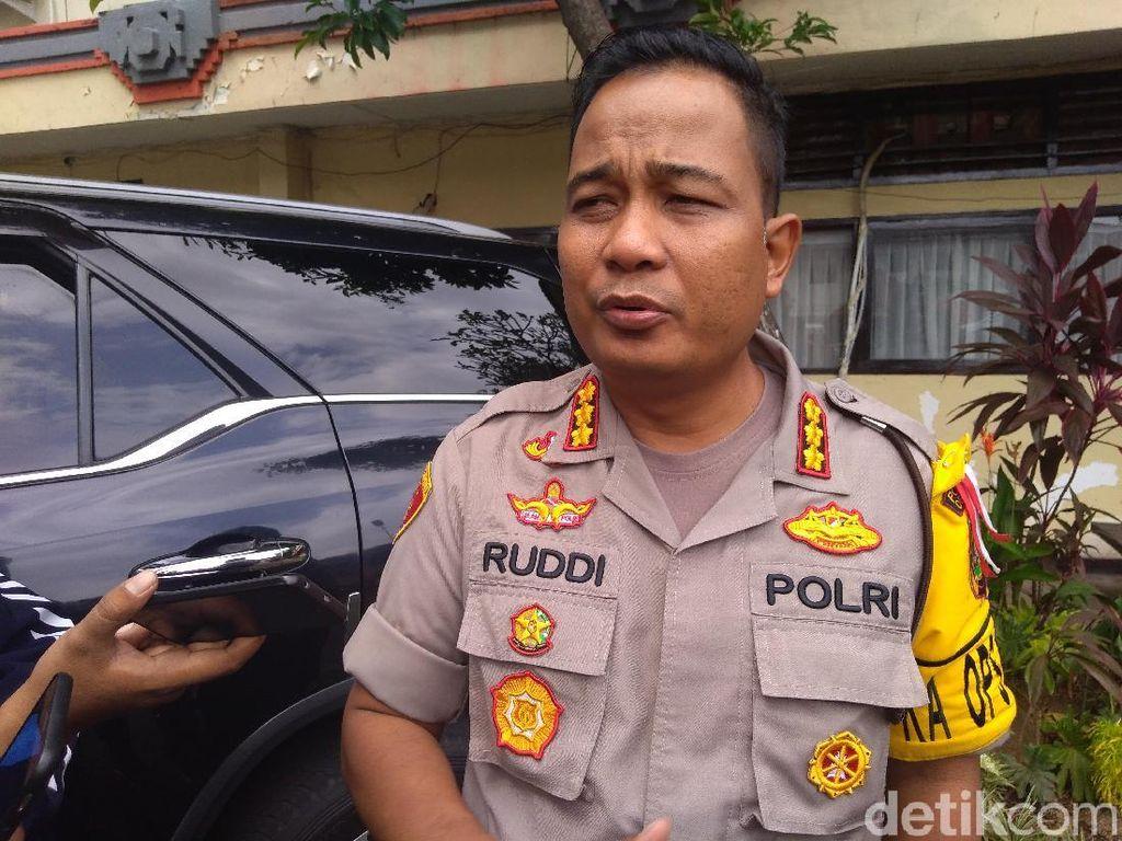 Tahanan yang Kabur dari Polresta Denpasar Juga Curi Ponsel Milik Polisi
