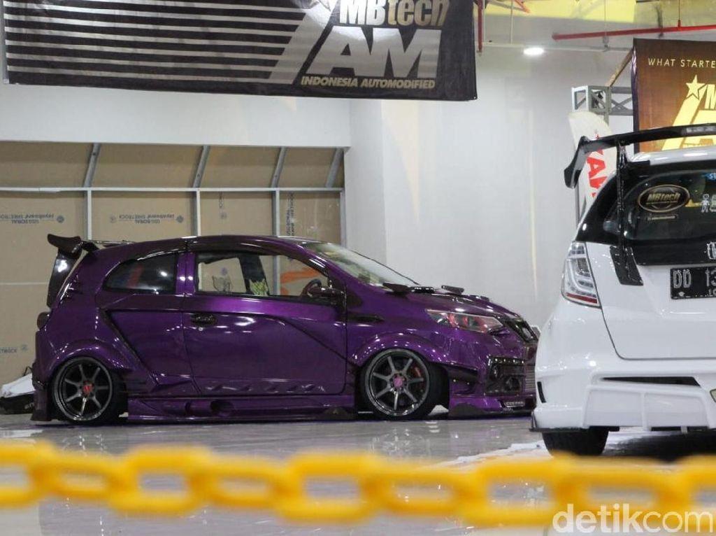Raja Modifikasi Mobil Kaltim