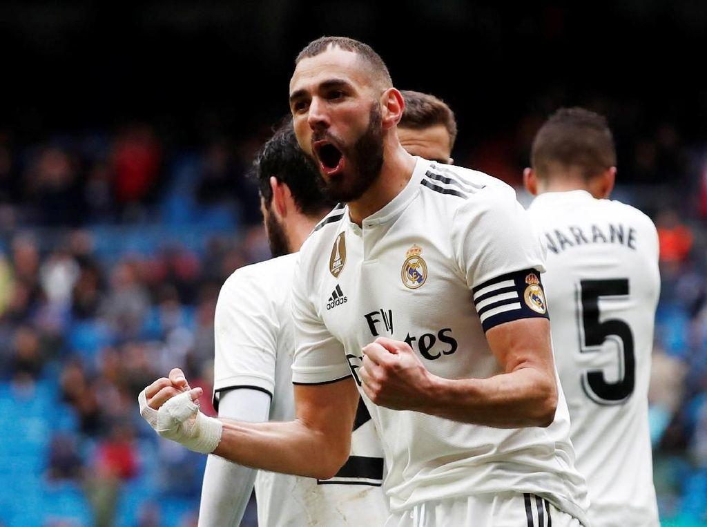 Apa Jadinya Madrid Tanpa Benzema?