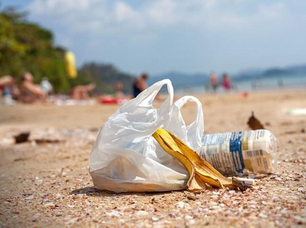 Alasan Sri Mulyani Usulkan Kantong Plastik Kena Cukai Rp 200/Lembar
