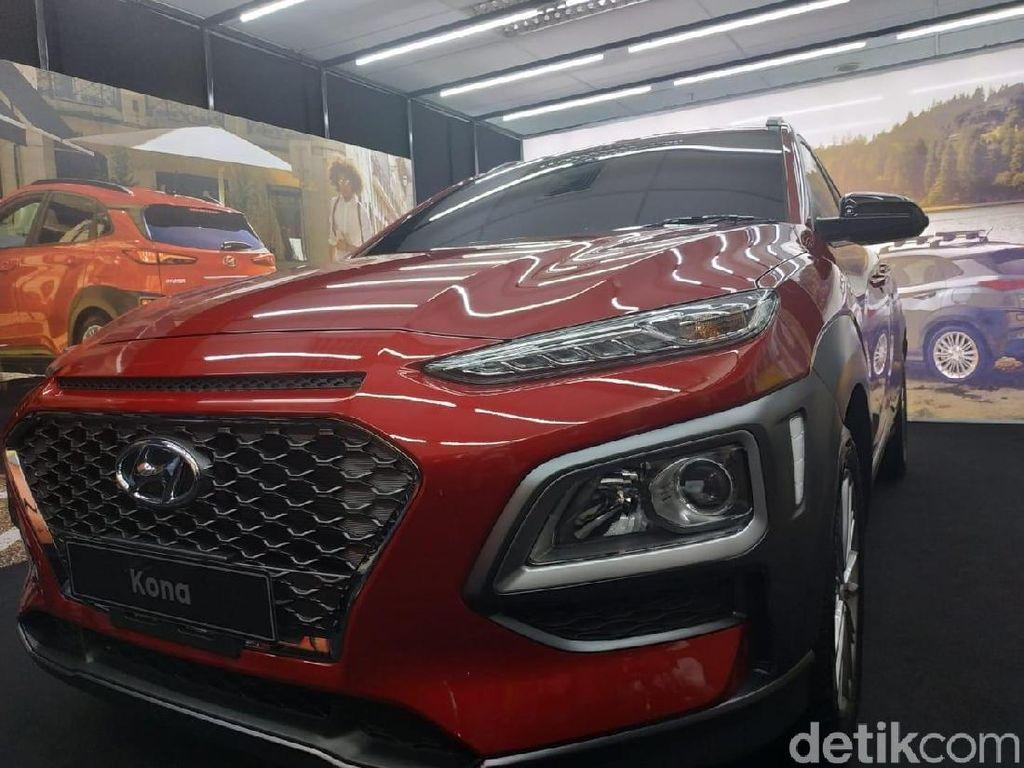 Hyundai Kona Tantang HR-V, Honda Nilai Wajar