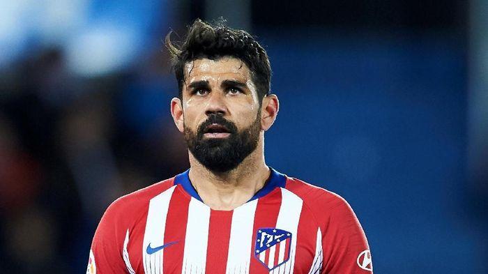 Atletico Madrid akan menjual Diego Costa di musim panas? (Foto: Juan Manuel Serrano / Getty Images)