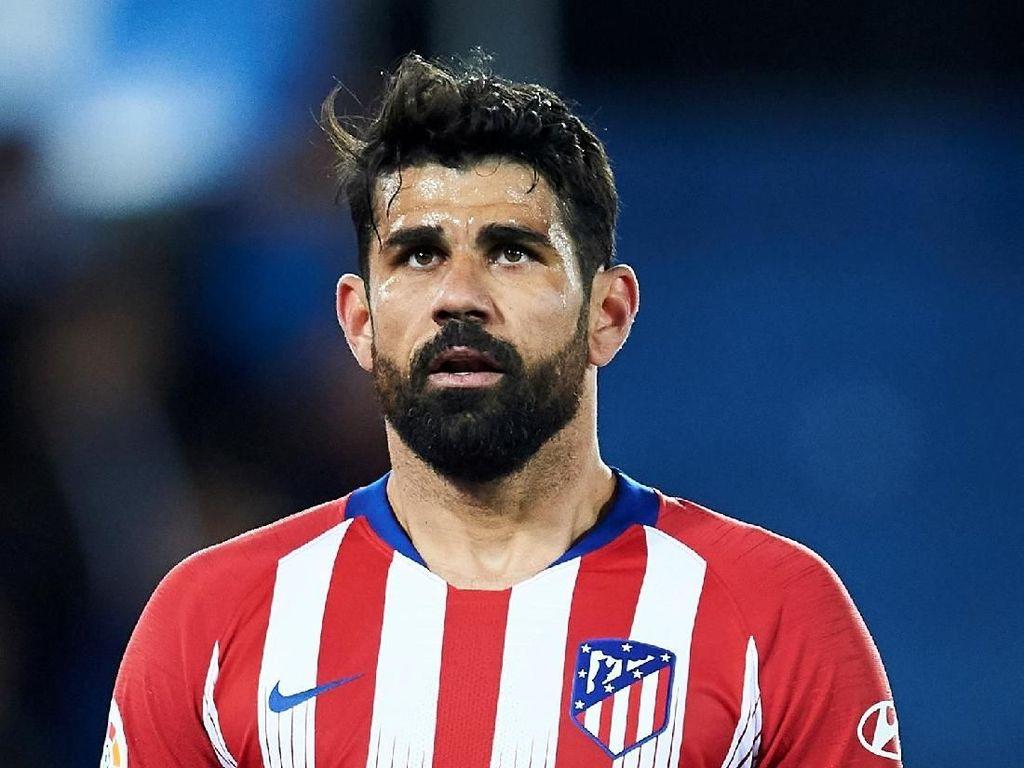 Diego Costa Tolak Tawaran Gabung ke Klub Turki