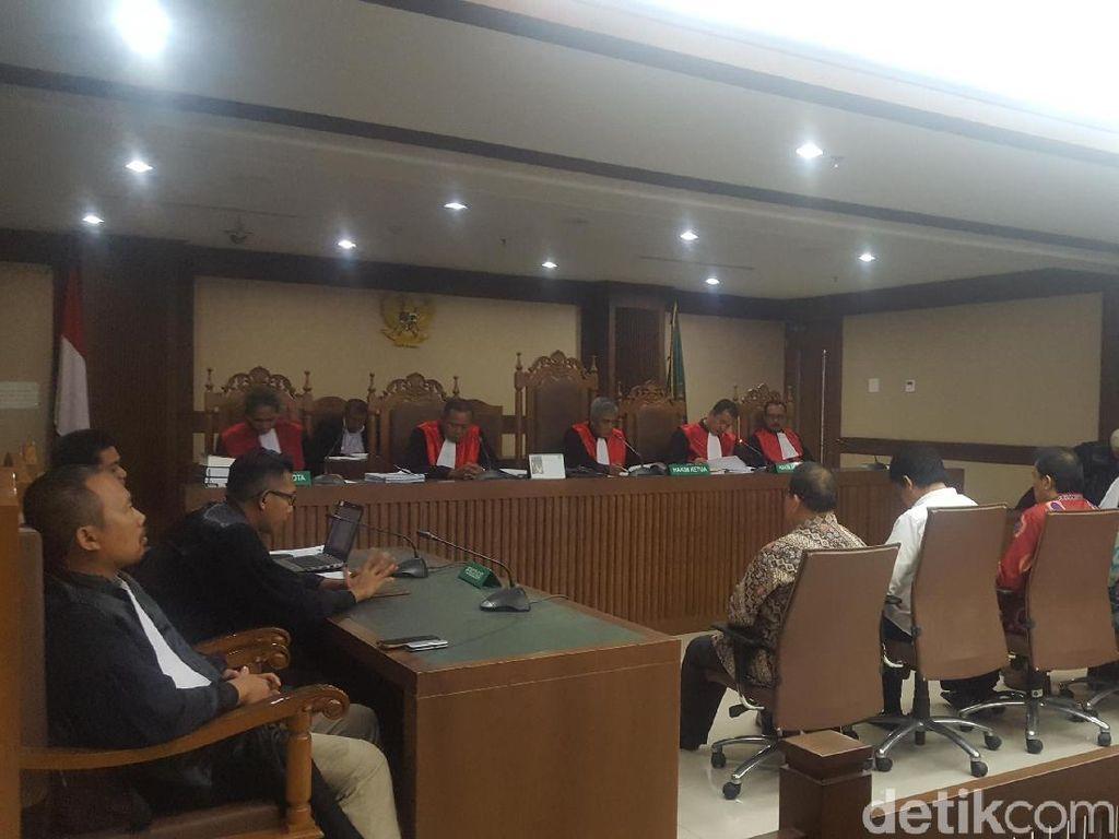 Terbukti Terima Suap, 4 Eks Anggota DPRD Sumut Divonis 6 dan 4 Tahun Bui