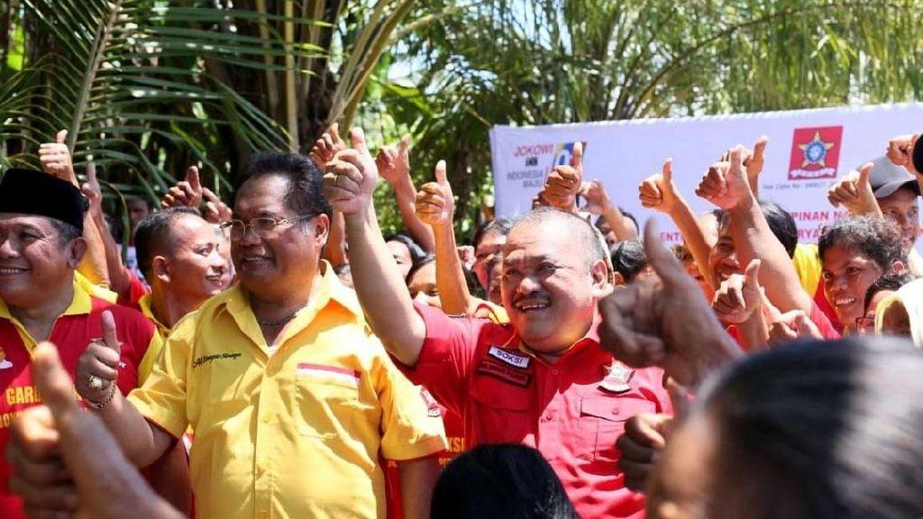 Kini Giliran Petani di Sumut Dukung Jokowi-Amin