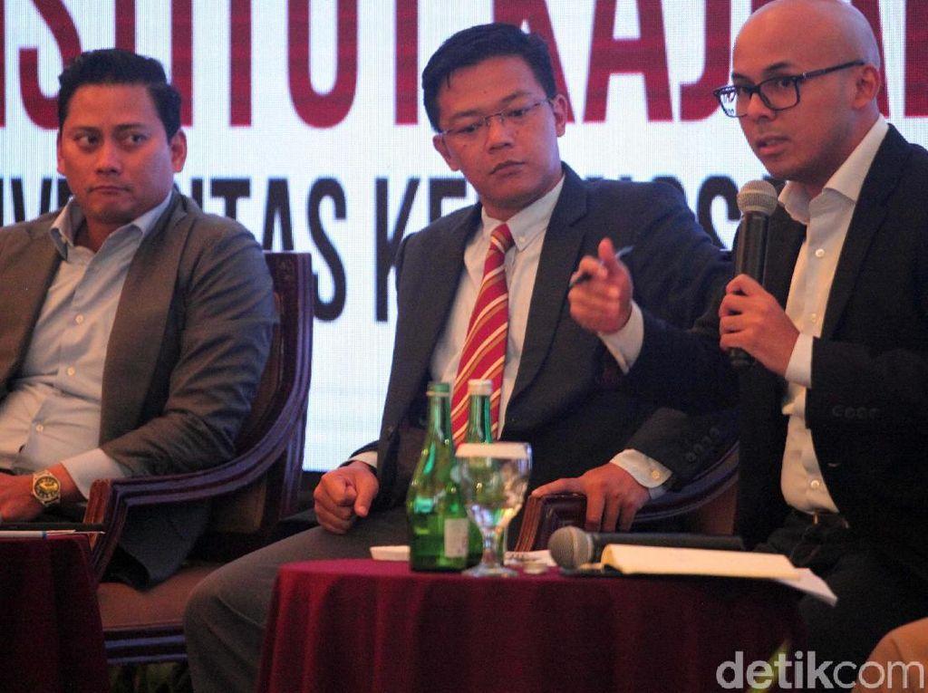 Prabowo Menang di Survei Internal