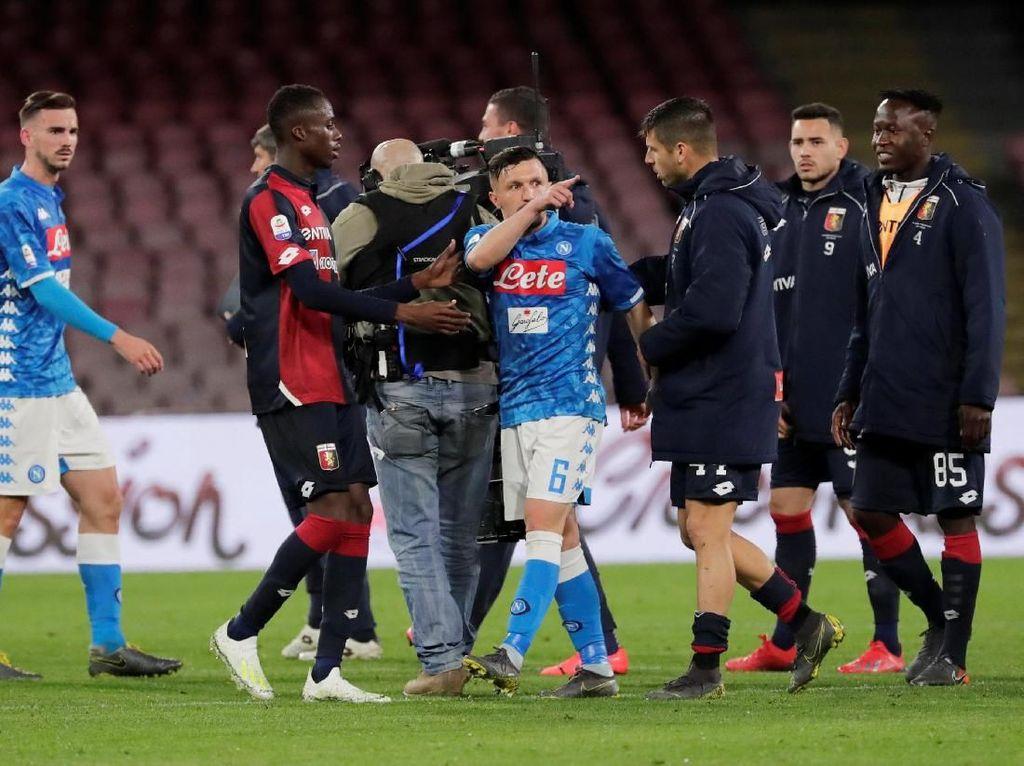 Dear Juve, Napoli Sudah Kibarkan Bendera Putih
