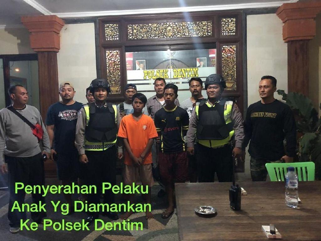 Polisi Ciduk 2 Bocah yang Jarah Duit Sesajen Upacara Melasti di Bali