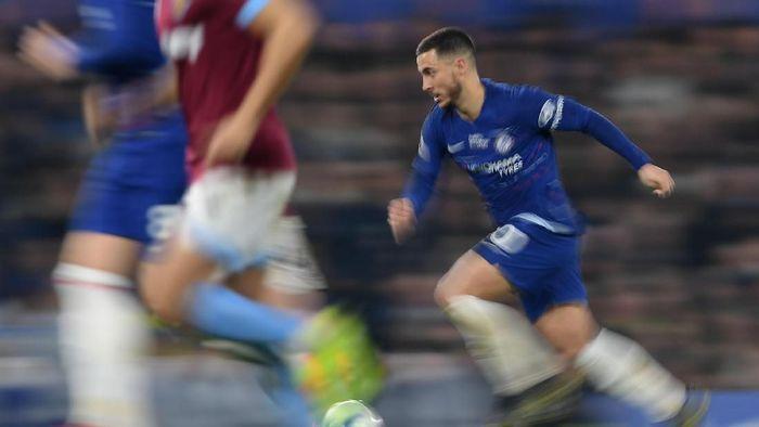 Nyanyian Fans West Ham Ke Chelsea: Eden Hazard Segera Ke