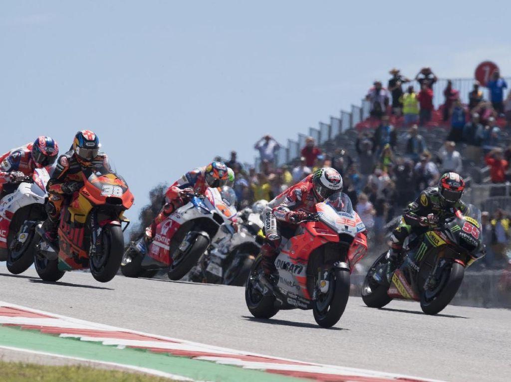 Pebalap MotoGP Ramai-ramai Prediksi Final Liga Champions