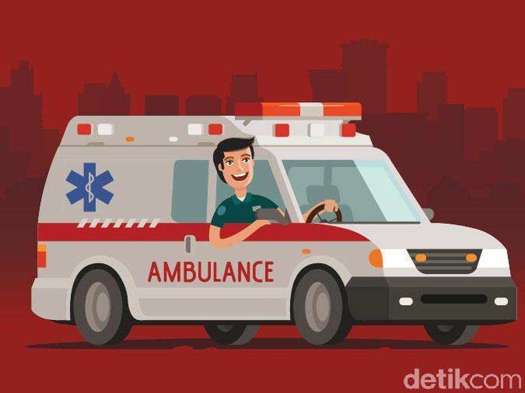 Lihat Mobil Ambulans Lewat, Ini Saran Polisi Kepada Pengguna Jalan