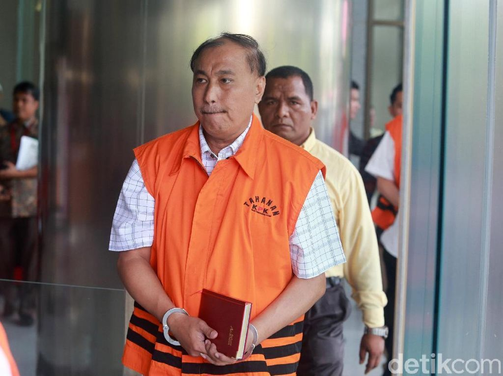 Vonis Diperberat, Markus Nari Wajib Balikin Rp 5,6 Miliar Hasil Korupsi e-KTP