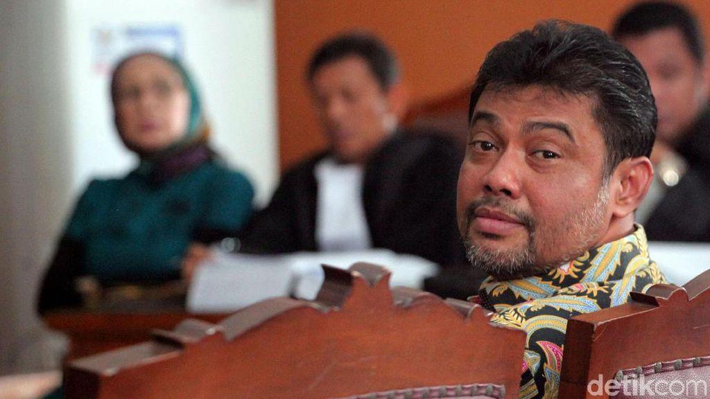 Ekspresi Said Iqbal Saat Bersaksi di Sidang Ratna Sarumpaet